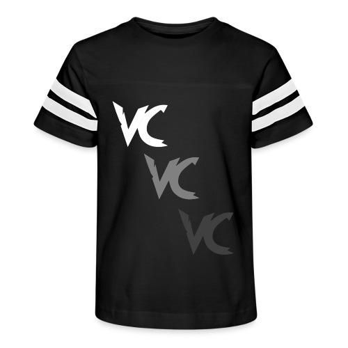 V3L0C1TY Logo Mugs & Drinkware - Kid's Vintage Sport T-Shirt