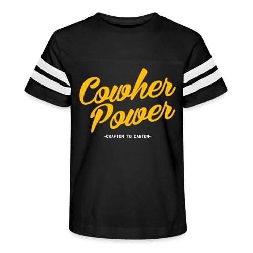 Crafton to Canton - Kid's Vintage Sport T-Shirt