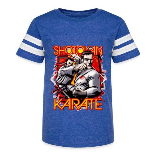 Shotokan Karate - Kid's Vintage Sport T-Shirt