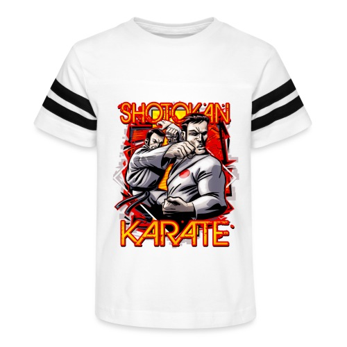 Shotokan Karate - Kid's Vintage Sport T-Shirt