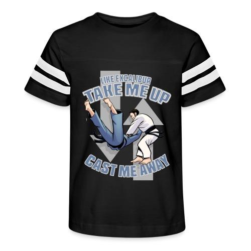 Like Excalibur - Kid's Vintage Sport T-Shirt