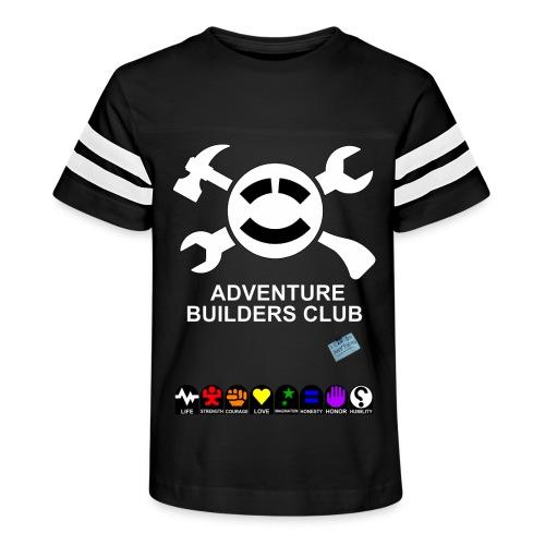 Adventure Builders Club - Kid's Vintage Sport T-Shirt