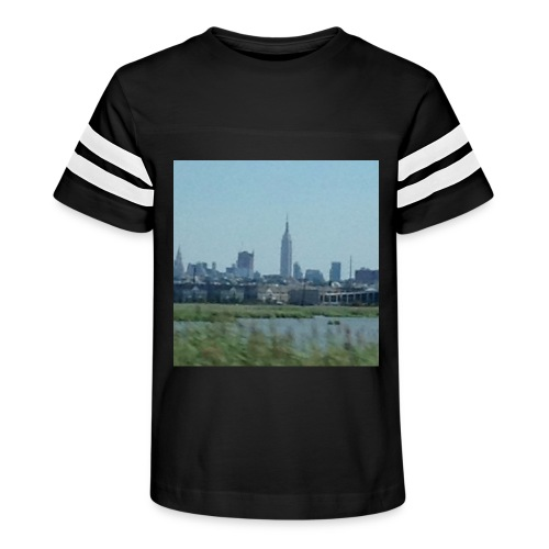 New York - Kid's Vintage Sport T-Shirt