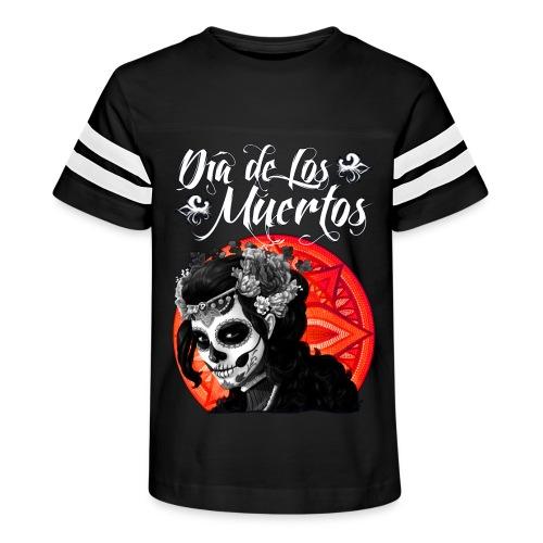 Dia de Los Muertos 01 - Kid's Vintage Sport T-Shirt