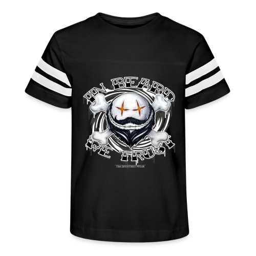 in beard we trust - Kid's Vintage Sport T-Shirt