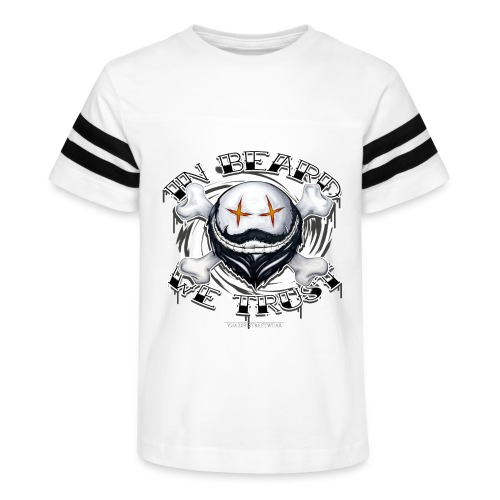 in beard we trust - Kid's Vintage Sport T-Shirt
