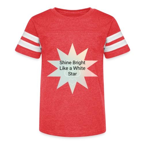 Photo 1514476838633 - Kid's Vintage Sport T-Shirt
