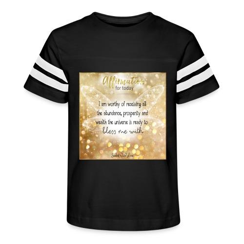 Abundance - Kid's Vintage Sport T-Shirt