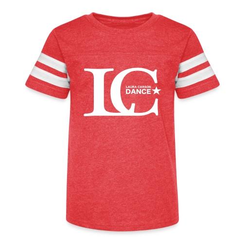 Laura Carson Dance Original - Kid's Vintage Sport T-Shirt