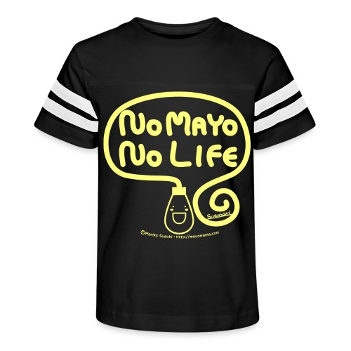 No Mayo No Life - Kid's Vintage Sport T-Shirt