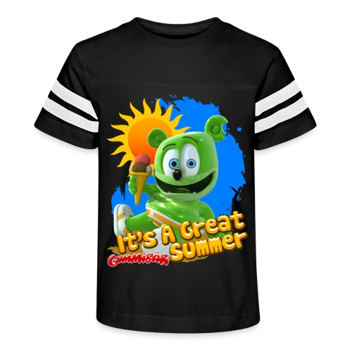 It's A Great Summer - Kid's Vintage Sport T-Shirt