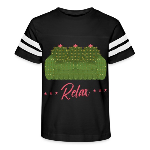 Relax! - Kid's Vintage Sport T-Shirt