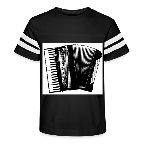 Accordian - Kid's Vintage Sport T-Shirt