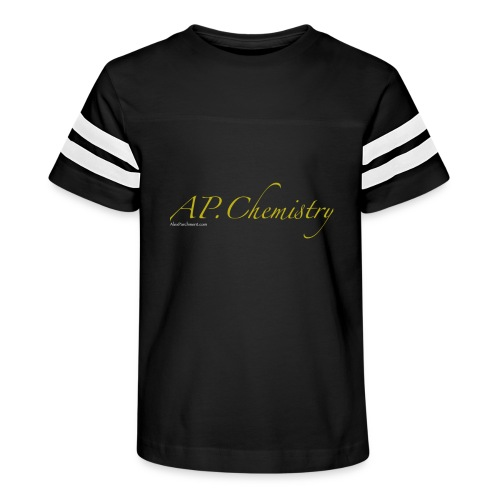 AP.Chemistry - Kid's Vintage Sport T-Shirt
