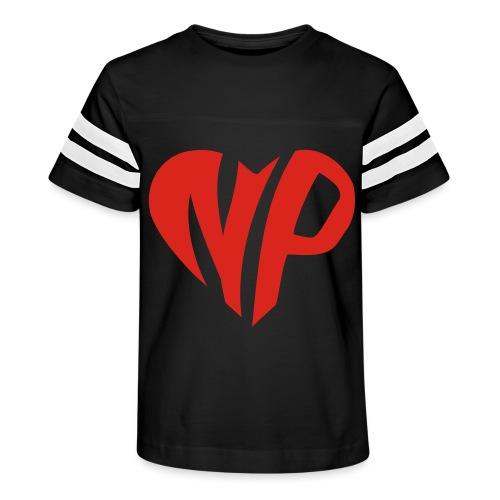 np heart - Kid's Vintage Sport T-Shirt