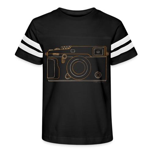 GAS - Fuji X-Pro2 - Kid's Vintage Sport T-Shirt