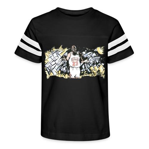 MJ - Kid's Vintage Sport T-Shirt