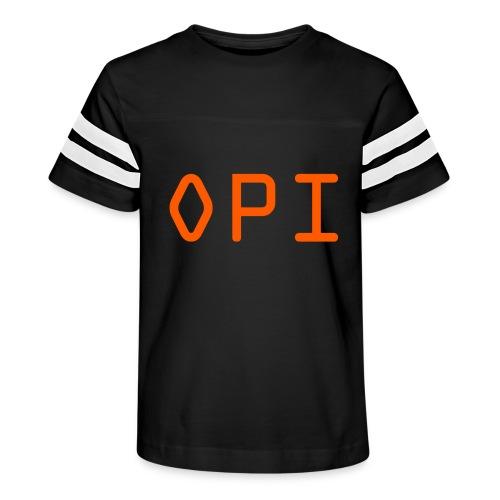 OPI Shirt - Kid's Vintage Sport T-Shirt