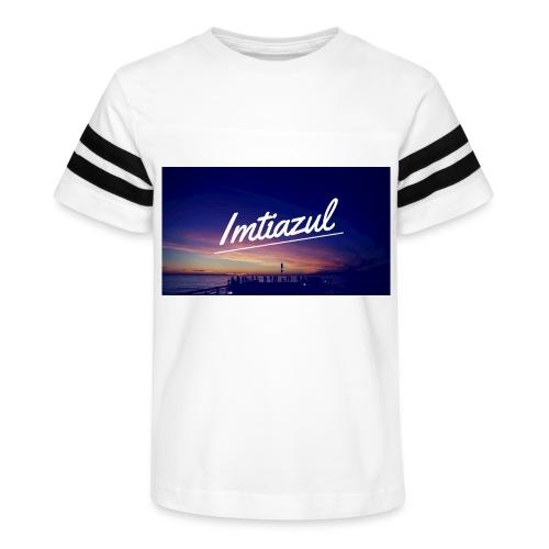 Copy of imtiazul - Kid's Vintage Sport T-Shirt