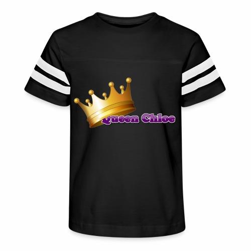 Queen Chloe - Kid's Vintage Sport T-Shirt