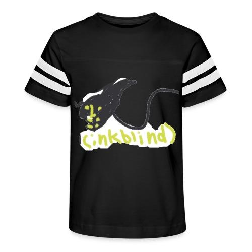 Kids funny monster ink - Kid's Vintage Sport T-Shirt