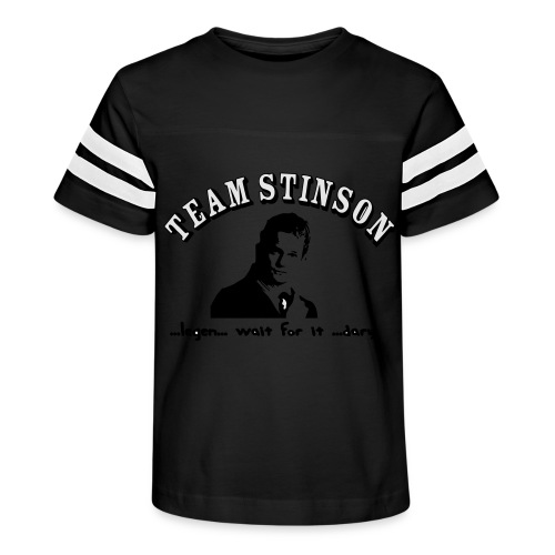 3134862_13873489_team_stinson_orig - Kid's Vintage Sport T-Shirt