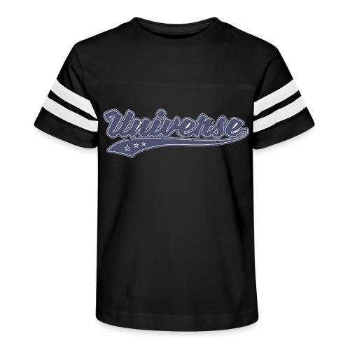 Universe (Retro Color) - Kid's Vintage Sport T-Shirt