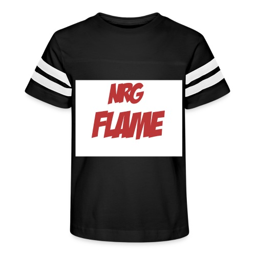 FLAME - Kid's Vintage Sport T-Shirt