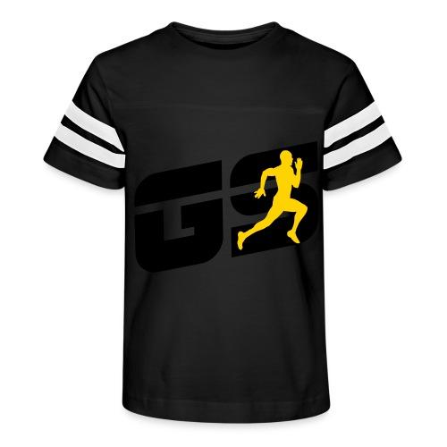 sleeve gs - Kid's Vintage Sport T-Shirt