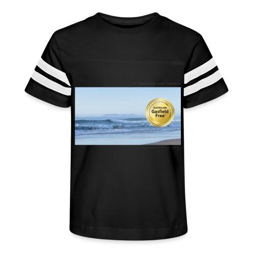 Beach Collection 1 - Kid's Vintage Sport T-Shirt