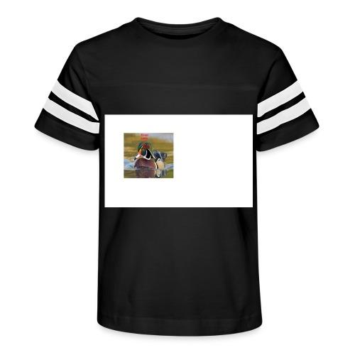duck_life - Kid's Vintage Sport T-Shirt