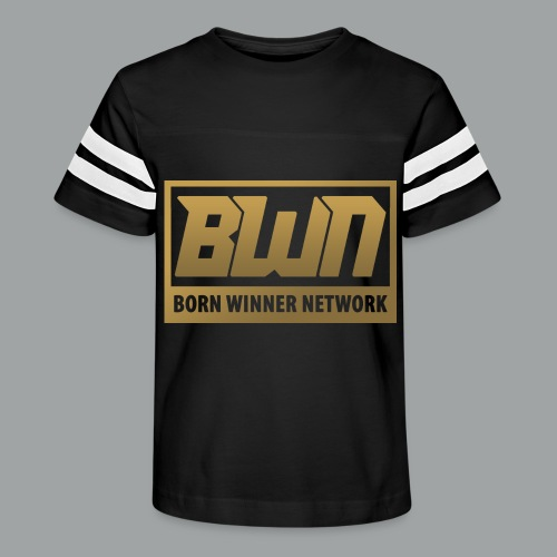 BWN (Gold) - Kid's Vintage Sport T-Shirt