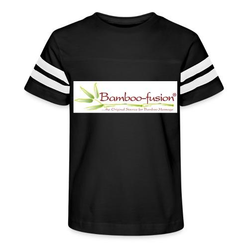 Bamboo-Fusion company - Kid's Vintage Sport T-Shirt