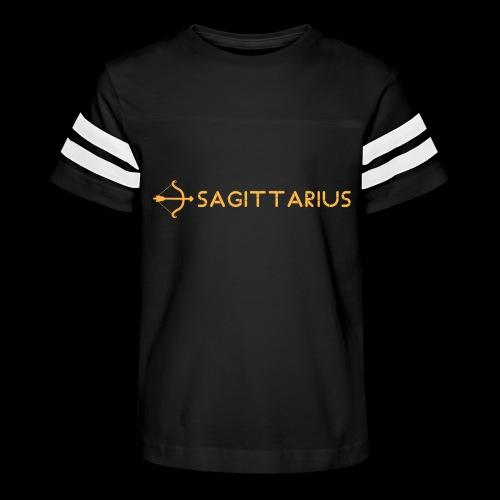 Sagittarius - Kid's Vintage Sport T-Shirt