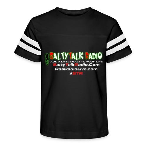 str back png - Kid's Vintage Sport T-Shirt