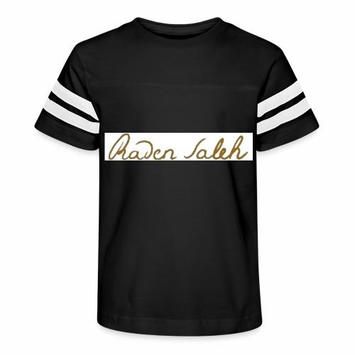 raden saleh signature shirts gross - Kid's Vintage Sport T-Shirt