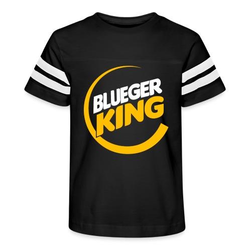 Blueger King - Kid's Vintage Sport T-Shirt