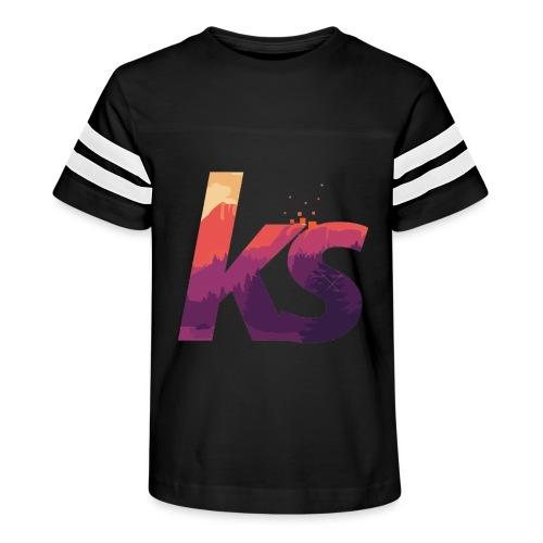 Khalil sheckler - Kid's Vintage Sport T-Shirt