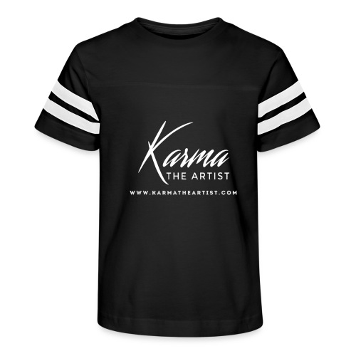 Karma - Kid's Vintage Sport T-Shirt