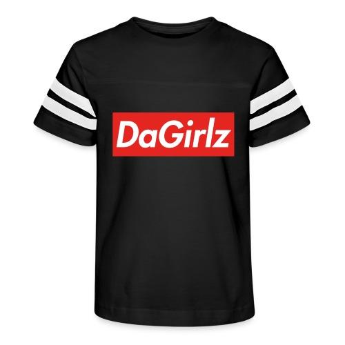 DaGirlz - Kid's Vintage Sport T-Shirt