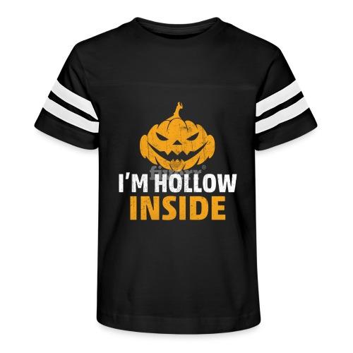 I M Hollow inside - Kid's Vintage Sport T-Shirt