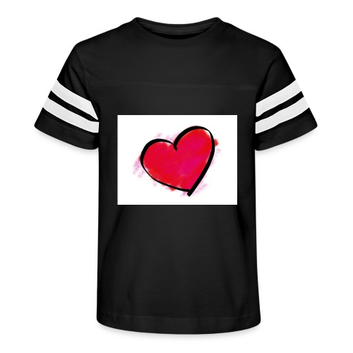 heart 192957 960 720 - Kid's Vintage Sport T-Shirt