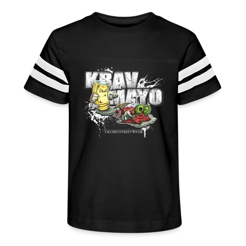 Krav Mayo - Kid's Vintage Sport T-Shirt