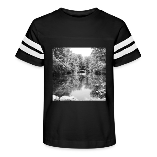 Lone - Kid's Vintage Sport T-Shirt