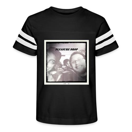 Pleasure Drop - Kid's Vintage Sport T-Shirt