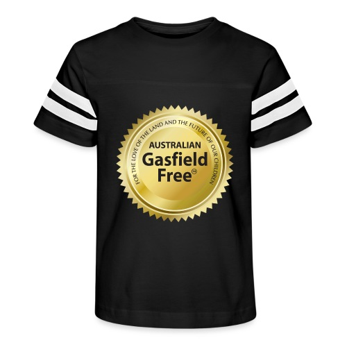 AGF Organic T Shirt - Traditional - Kid's Vintage Sport T-Shirt