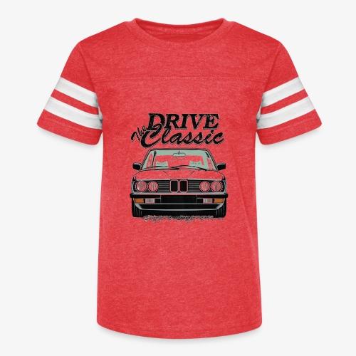 Drive the classic - Kid's Vintage Sport T-Shirt