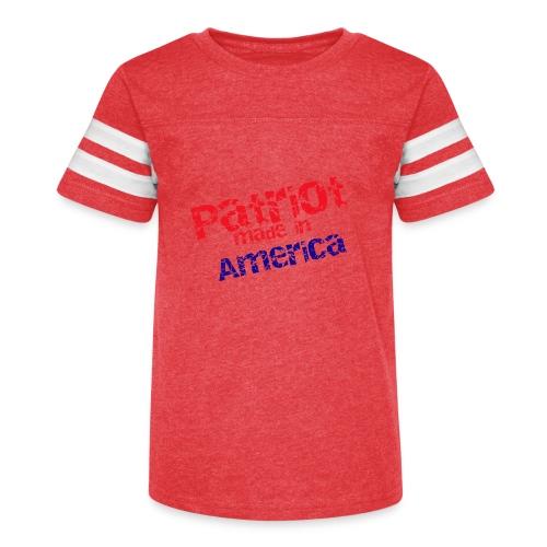 Patriot mug - Kid's Vintage Sport T-Shirt