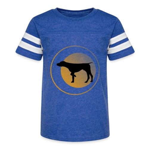 German Shorthaired Pointer - Kid's Vintage Sport T-Shirt