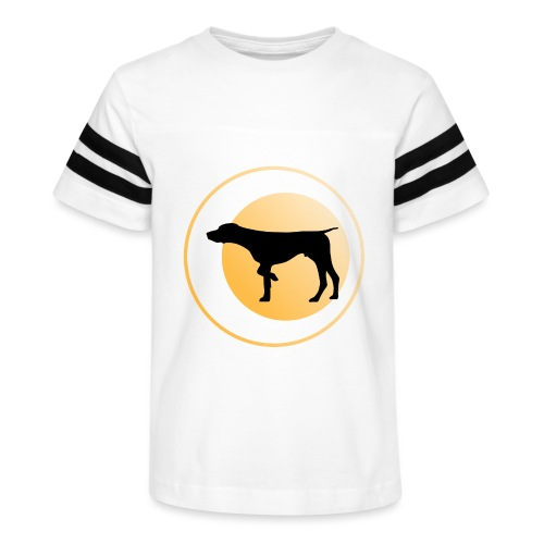 German Shorthaired Pointer - Kid's Vintage Sport T-Shirt
